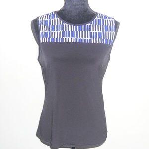 Calvin Klein career blouse size S